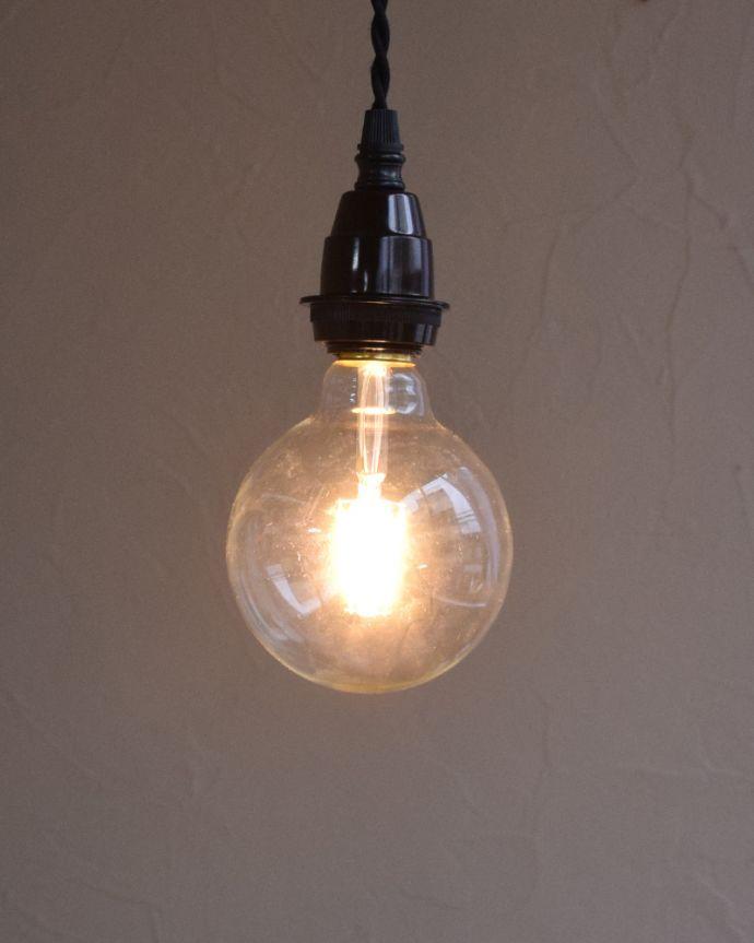 DK-6 LED電球フィラメントLEDボール(500ルーメン)