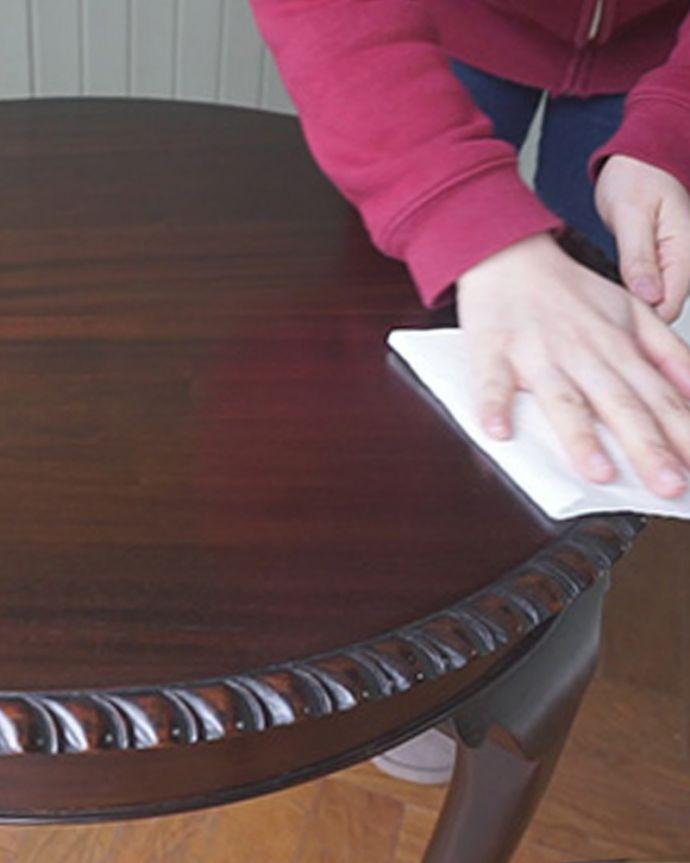 ワックス Handleのオリジナルサービス Handleの家具のお手入れ用ワックス。Handleの家具のメンテナンスに・・・ワックスを塗って、最後、キレイなウエスで拭き上げるだけ。(WA-004-C)