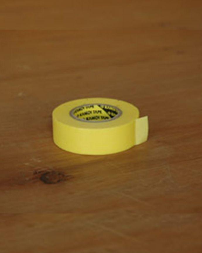 ペイント お部屋づくりの材料(建材) ハンドルオリジナルペイント用具セット。マスキングテープ汚したくない部分を養生する際に使用します。(PS-01)