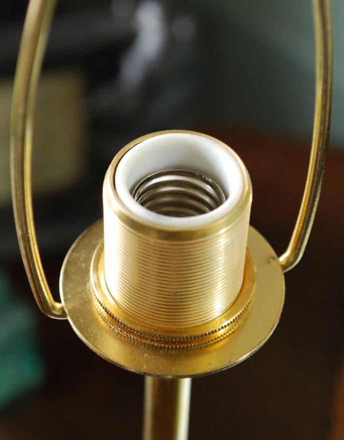 TL-0027 卓上テーブルランプのソケット