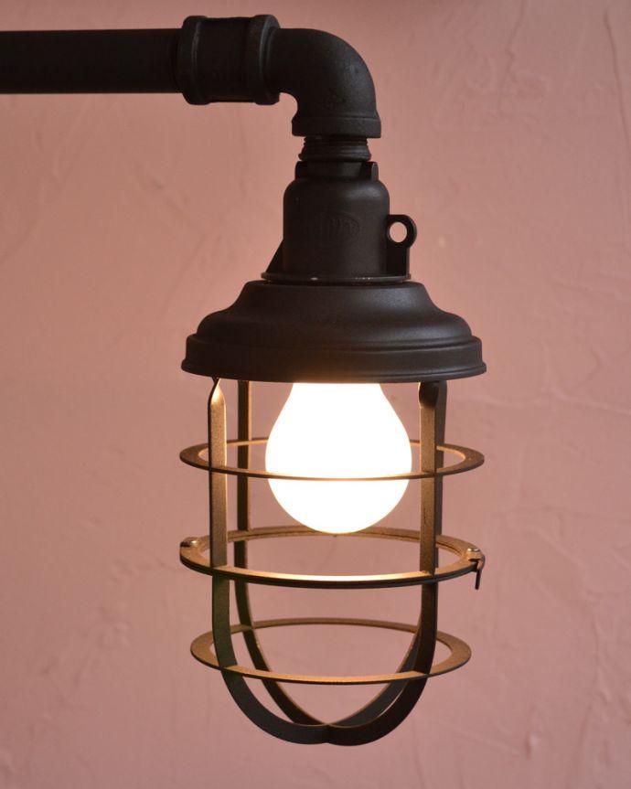TL-0033 フロアランプ(照明)のシェード点灯