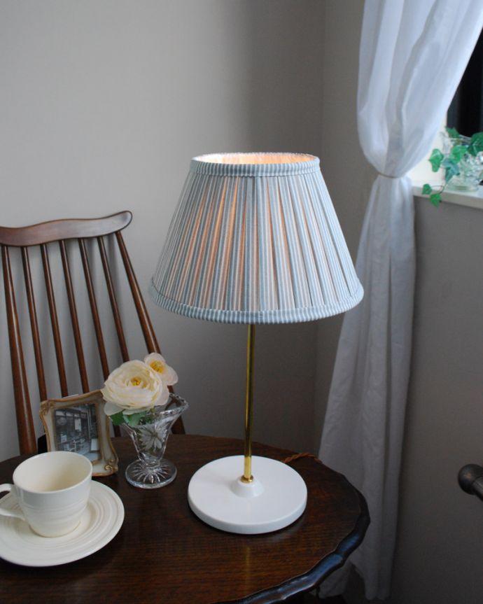 TL-0036 テーブルランプ(照明)のスタイリング点灯