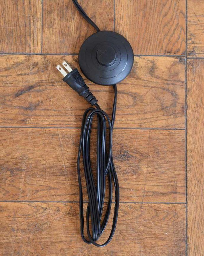 スタンドライト 照明・ライティング アンティーク風のシェード付きフロアランプ(E17電球付)。。(TL-0065)