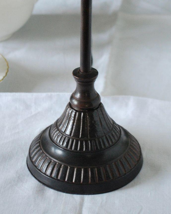 スタンドライト 照明・ライティング アンティーク風のスタンドライト、おしゃれなテーブルランプ(E17球付き)。。(TL-0077)