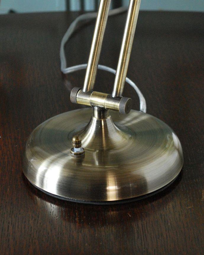 スタンドライト 照明・ライティング アンティーク調のピアノライト、スチール製のデスクライト (電球セット) (TL-0083)