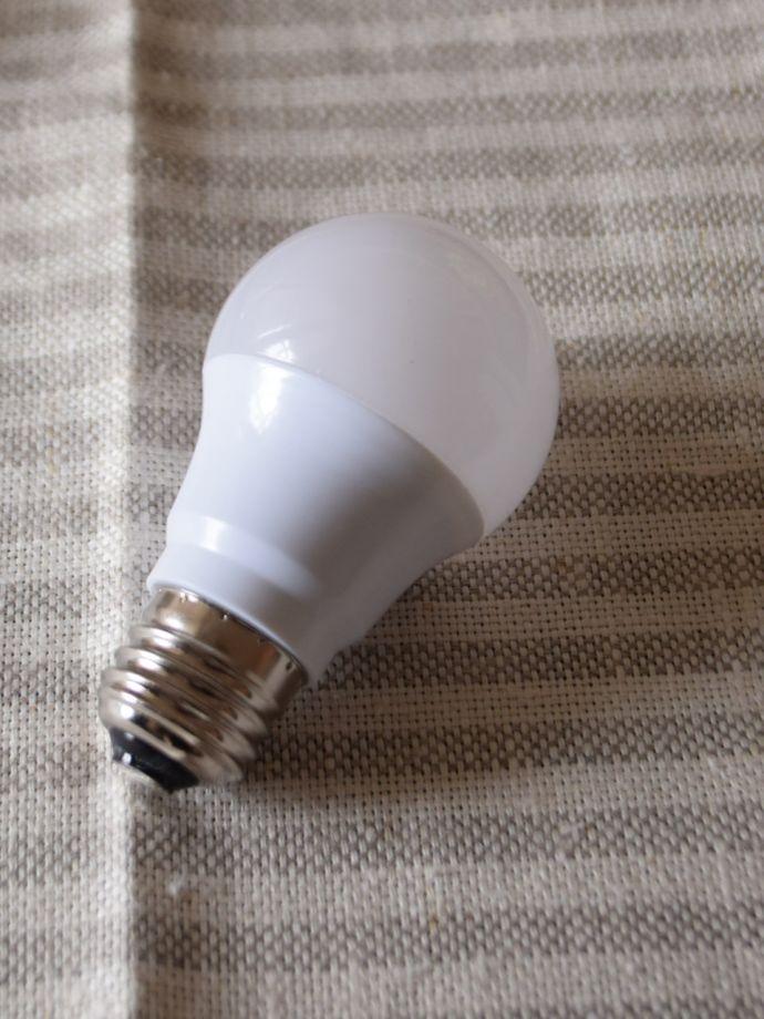 ペンダントライトの電球
