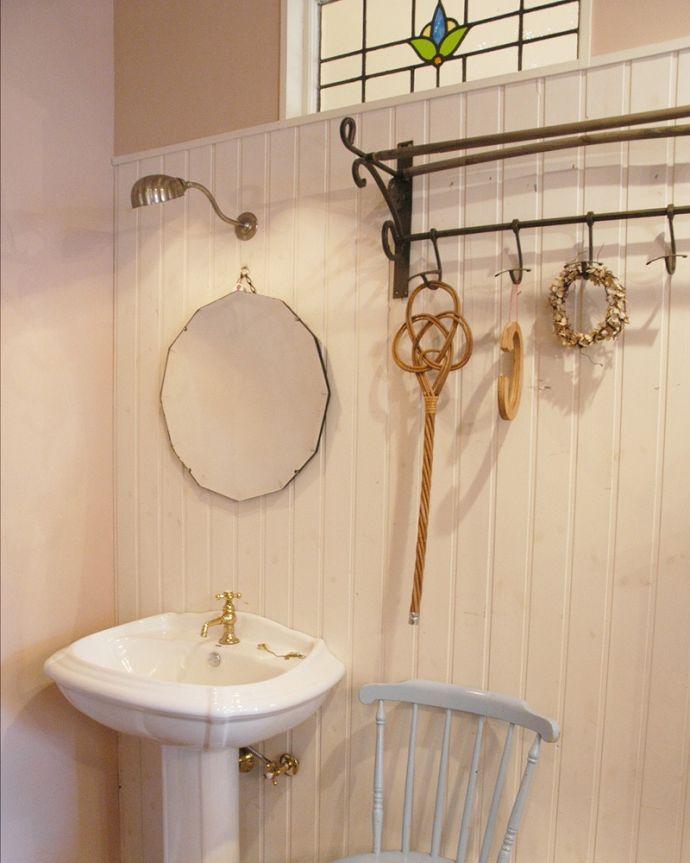 板壁・モール お部屋づくりの材料(建材) Handleオリジナル板壁キット。洗面所やトイレにもオススメ無垢材を使っているので、吸湿性もよく、サニタリーにもピッタリ。(TOK-A)