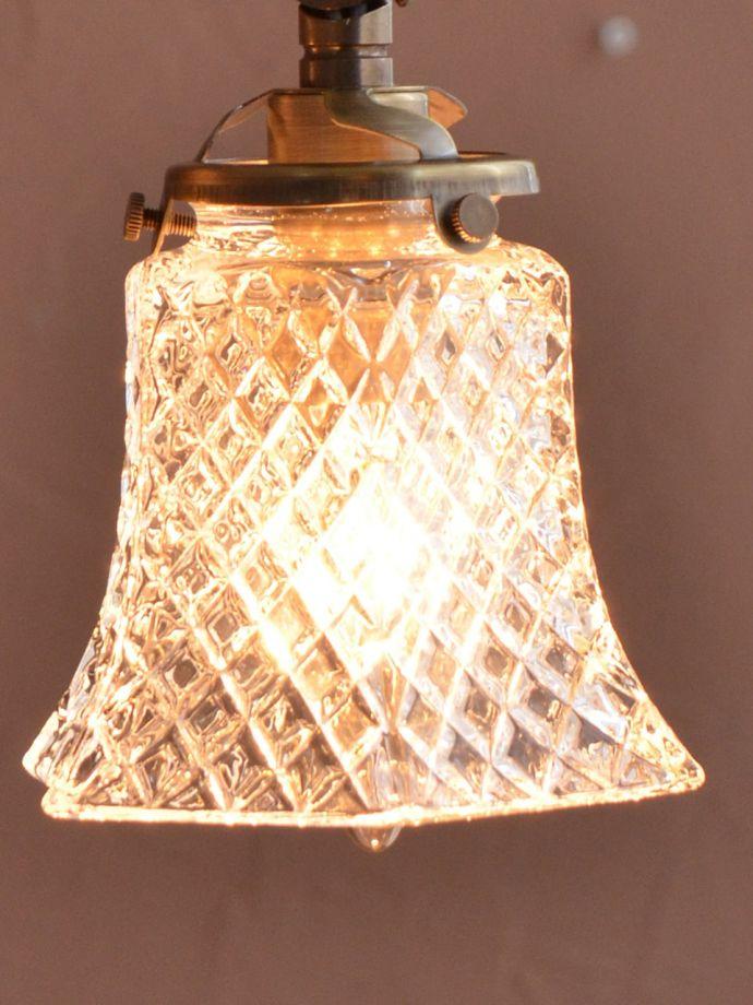 LED電球対応のアンティーク風照明