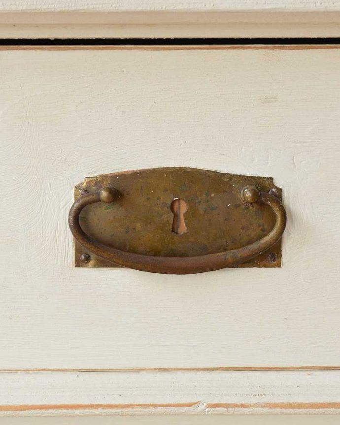 d-1291-f アンティークキャビネットのハンドル