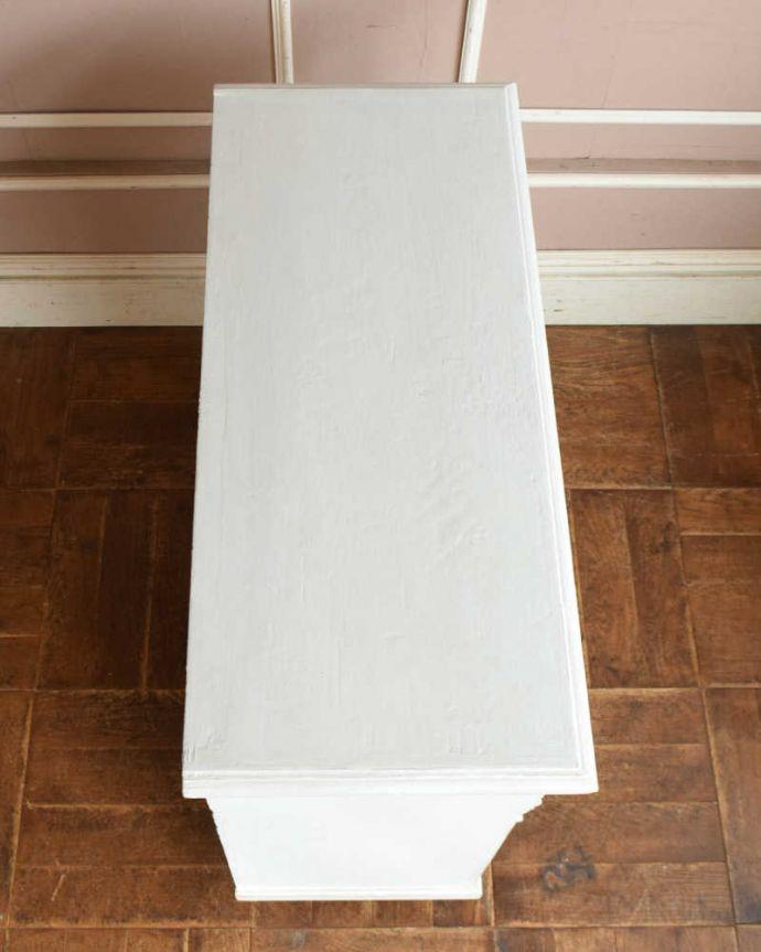 d-1308-f アンティークキャビネットの天板