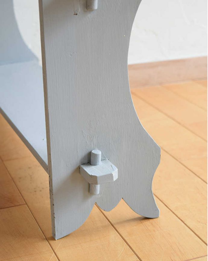 d-1328-f アンティークウォールシェルフの脚