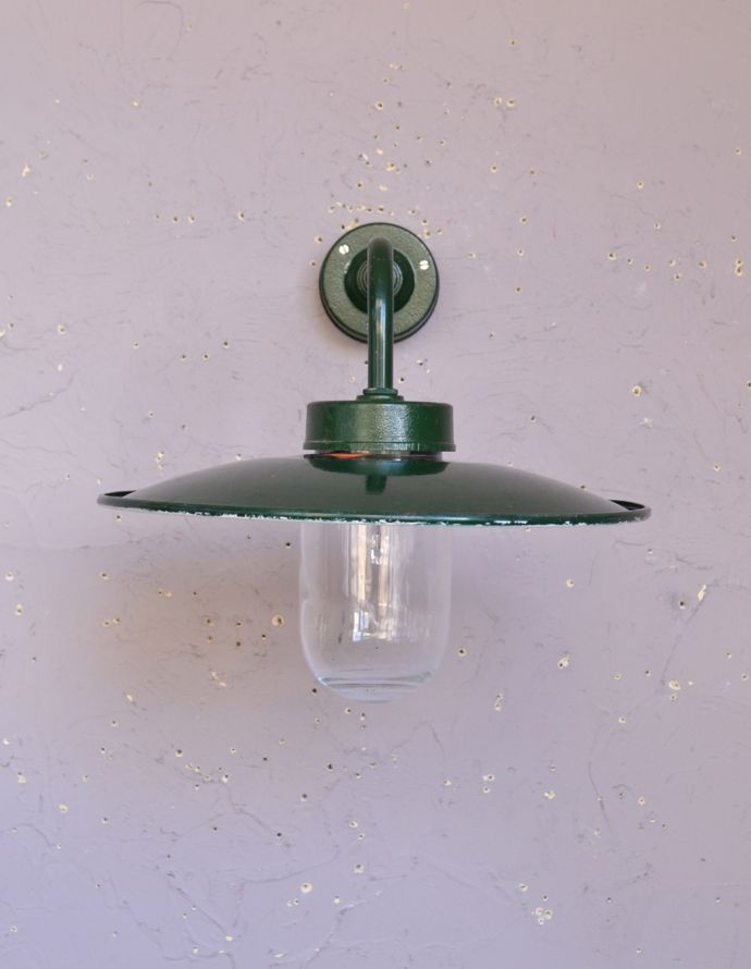 d-1427-z アンティークポーチライト・グリーン(外灯)のサイズ