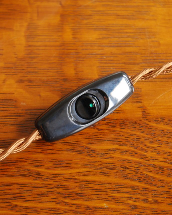 d-1440-z アンティークテーブルシャンデリアのスイッチ