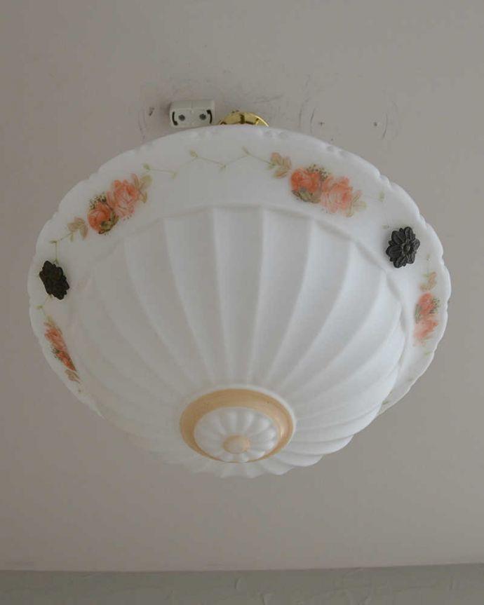 d-1514-z ハンギングボウルの下から(消灯)