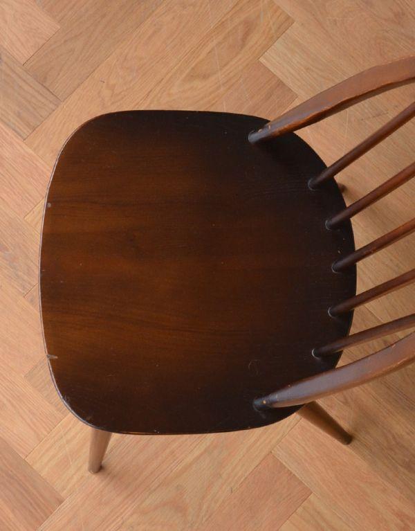 ear-2-c アンティークアーコールクエーカーチェアの座面