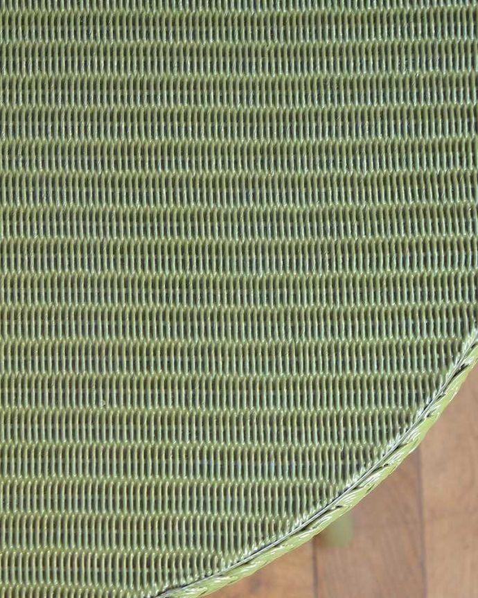 h-015-f  アンティークオケージョナルテーブルの天板ズーム
