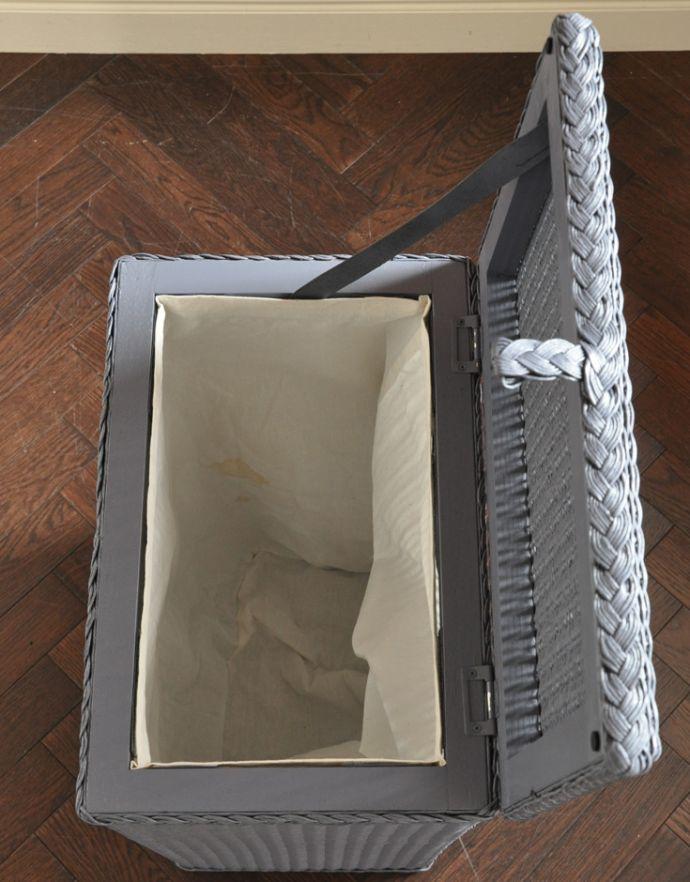 hol-08dt  Handle オリジナル ロイドルームランドリーボックス(Dreamer's Tea)の中の袋