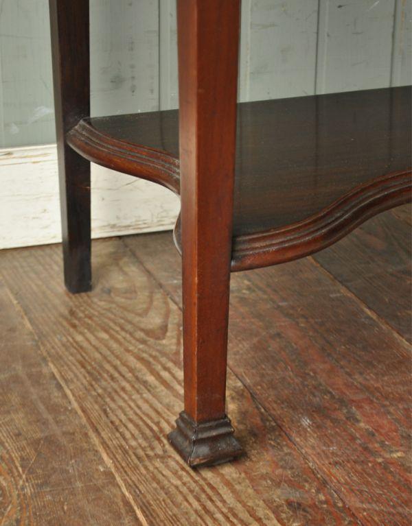 j-1264-f アンティークショーケースの脚