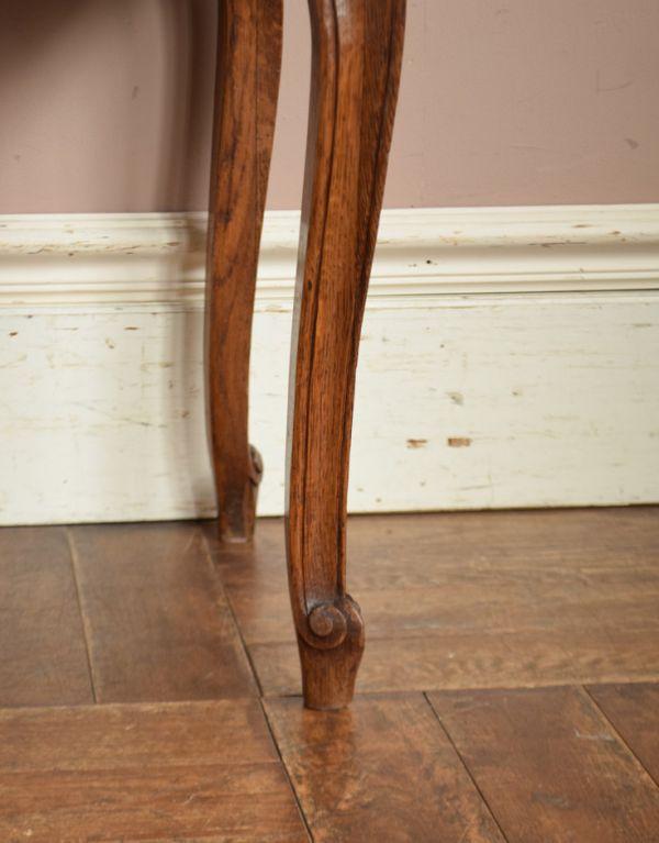 j-1539-f アンティークナイトテーブルの脚