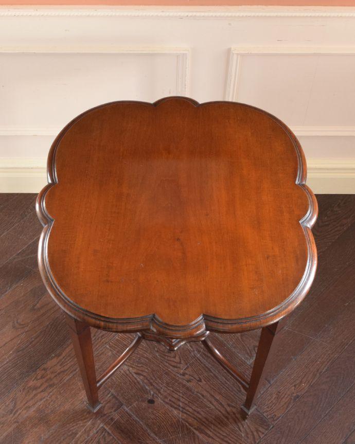 j-1813-f アンティークオケージョナルテーブルの天板