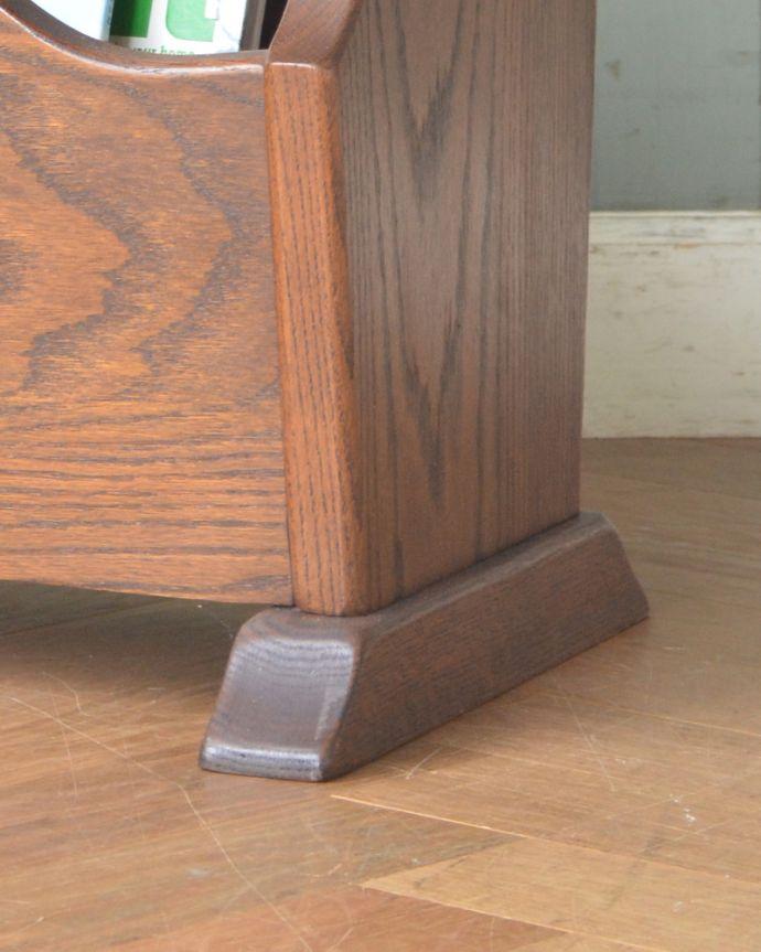 j-1836-f アンティークマガジンラックの脚