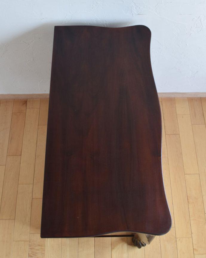 j-1846-f アンティークチェスト(コモード)の天板