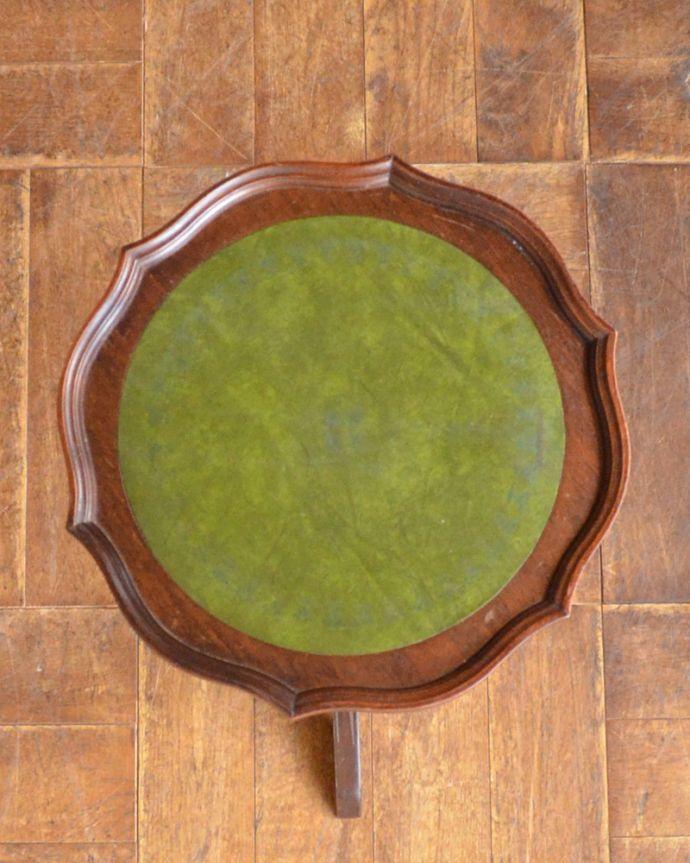 j-1853-f アンティークワインテーブルの天板