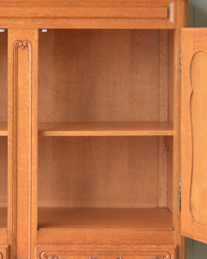 j-1860-f アンティークキャビネットの棚板