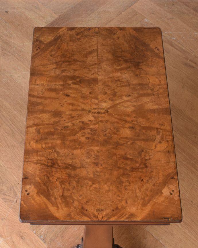 j-1897-f アンティークコーヒーテーブルの天板