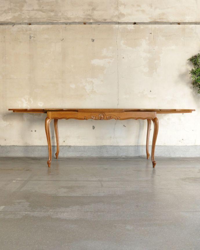 j-1898-f アンティークドローリーフテーブルの開く