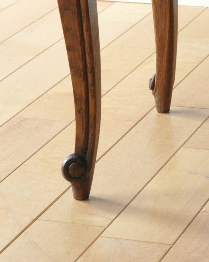 j-2020-f アンティークコーヒーテーブルの脚