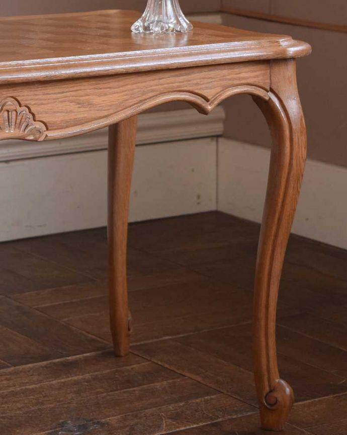 j-2155-f フレンチコーヒーテーブルのズーム