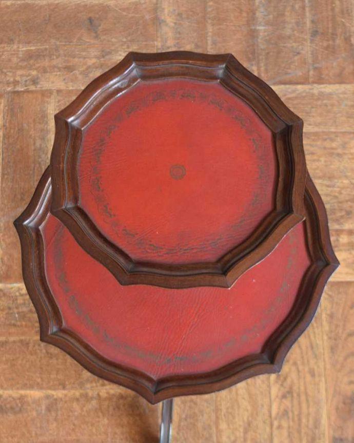 j-2277-f  アンティークワインテーブルの天板