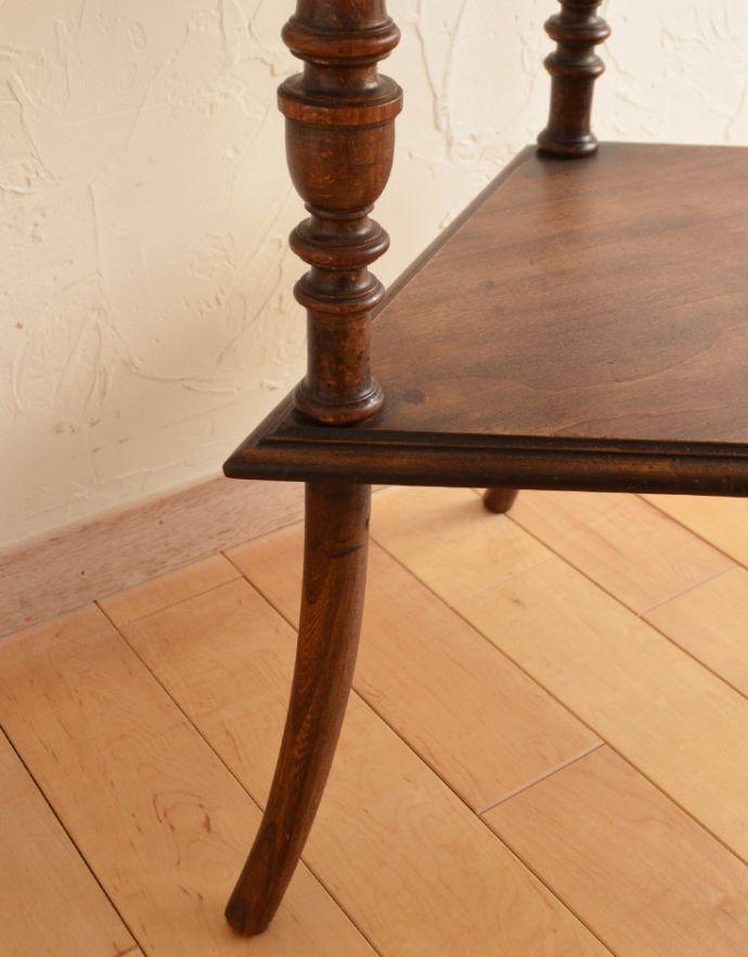 k-770-f アンティーク コーヒーテーブルの脚