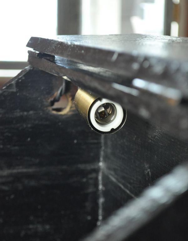 k-1085-f アンティーク レセプションスタンドのソケット