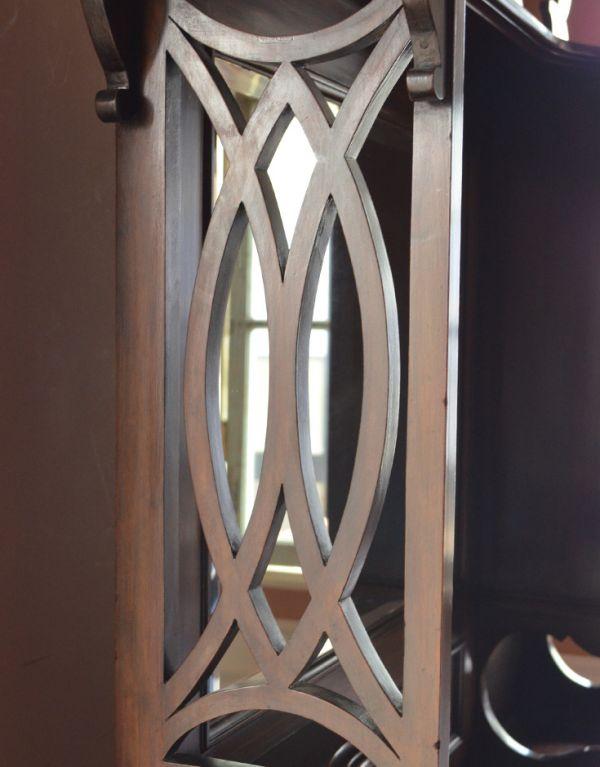k-1146k-f アンティークサイドボードの装飾