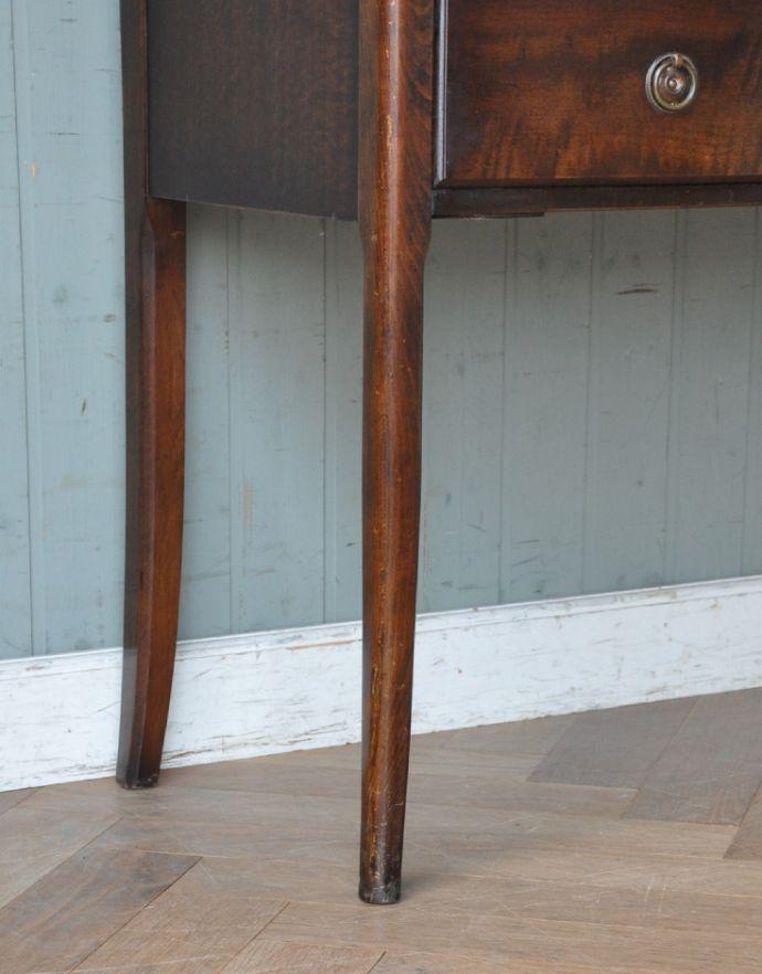 k-1226-f アンティークドレッシングテーブルの脚