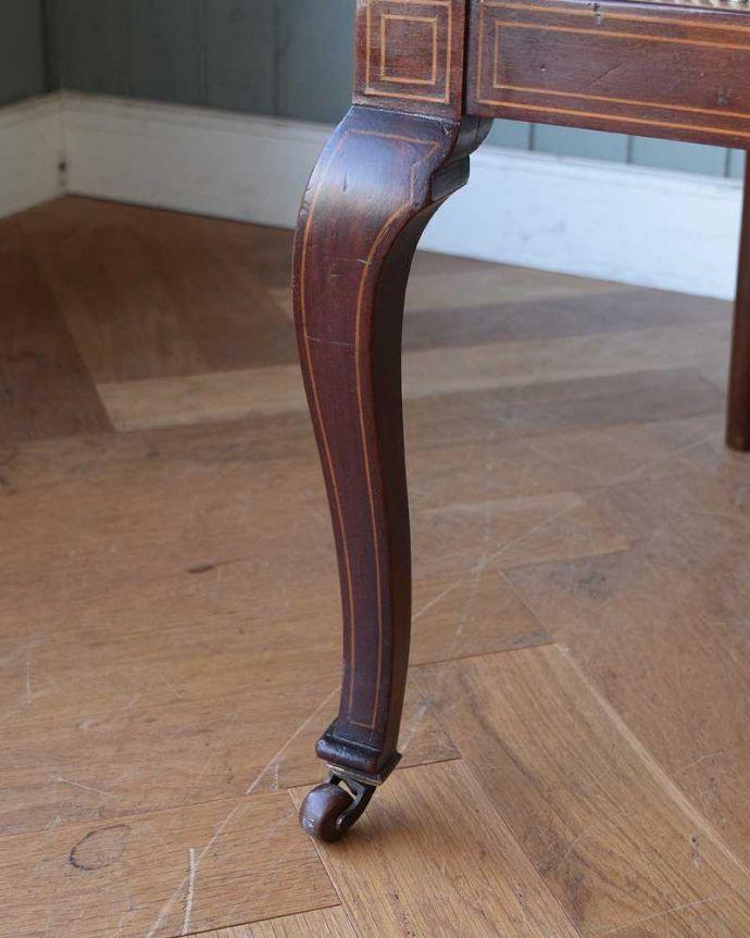 k-1294-c アンティークセティ(ソファベンチ)の脚