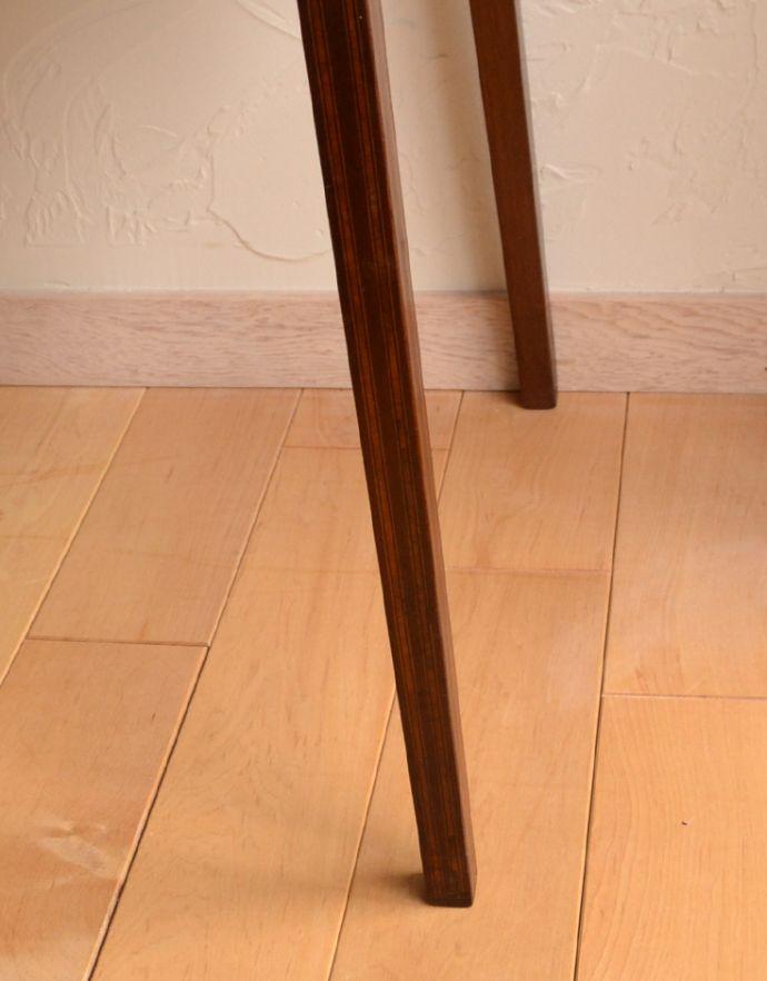 k-1297-f アンティークオケージョナルテーブルの脚