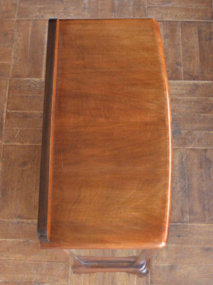 k-1302-f アンティークガラスキャビネットの天板
