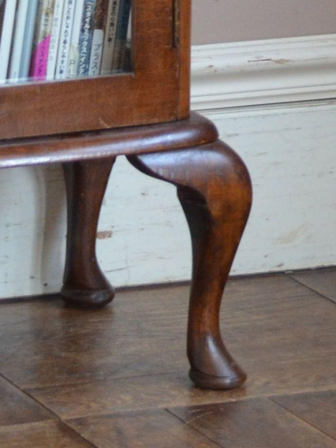 k-1302-f アンティークガラスキャビネットの脚