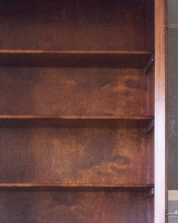 k-1315-f アンティークカップボード(食器棚)の棚板