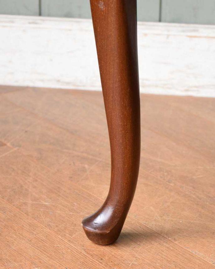 k-1344-c アンティークサロンチェアの脚