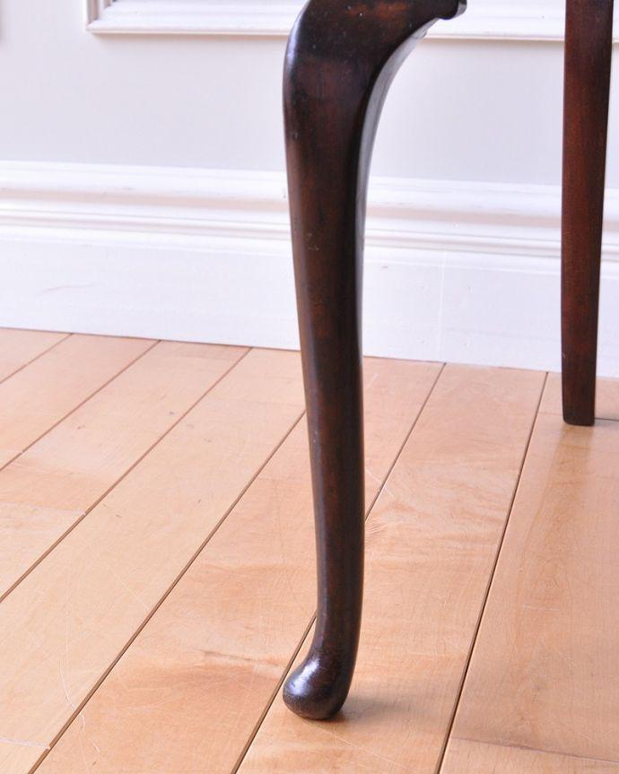 k-1406-c アンティークサロンチェアの脚