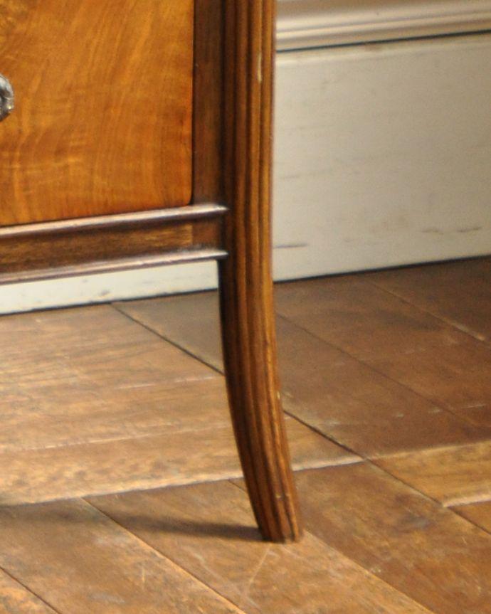 k-1427-f アンティークカップボードチェストの脚