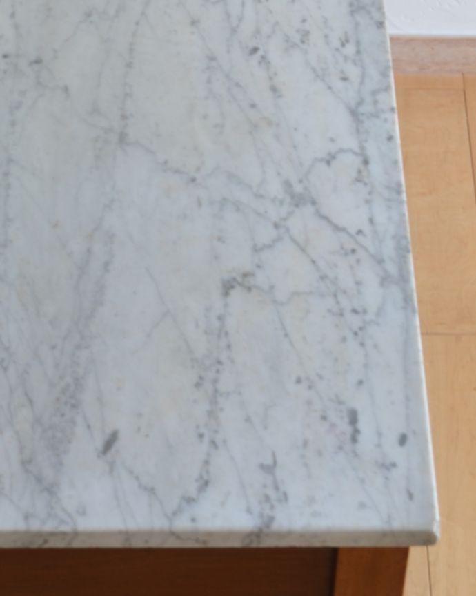 k-1449-f アンティークウォッシュスタンド(洗面台)の角