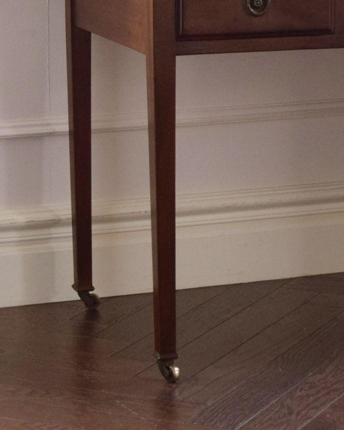 k-1458-f アンティークドレッシングテーブルの脚