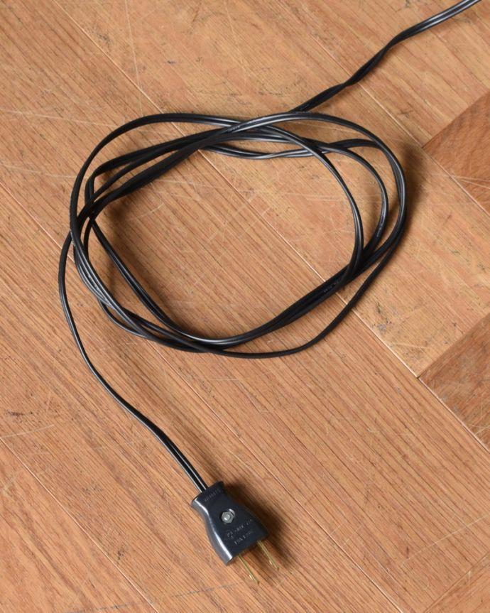 k-1513-f アンティークフロアランプのコード