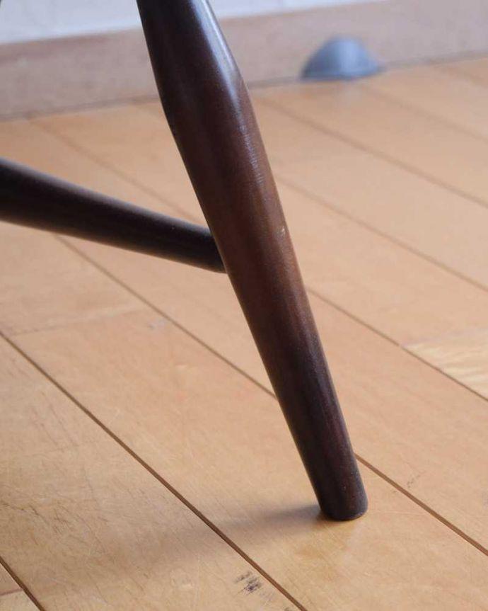 k-1530-c アンティークアーコールチェアの脚