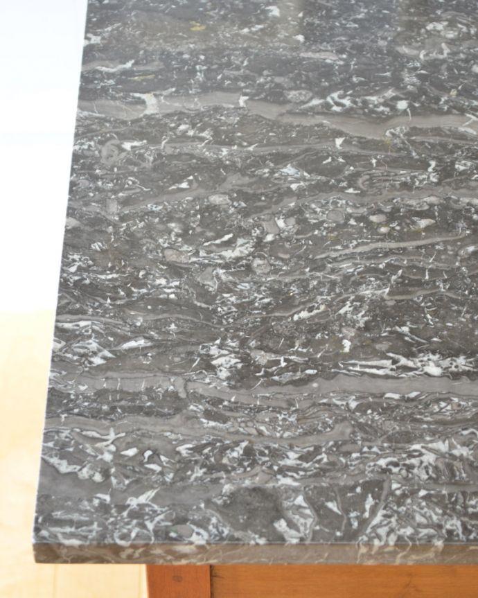 k-1545-f アンティークウォッシュスタンドの大理石